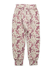 Pants. Cactus - MESA ROSE
