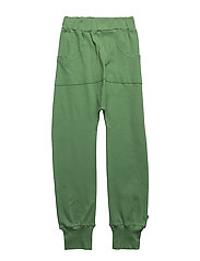 Pants. Solid color - ASPEN GREEN