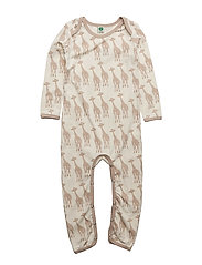 Body Suit. Giraf - CREAM