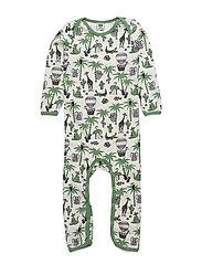 Body Suit. Jungle - ASPEN GREEN