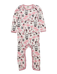 Body Suit. Jungle - BRIDAL ROSE