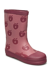 Rubber boots. Apples - MESA ROSE