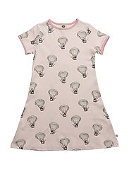 Dress with parachutemouse - MAUVE