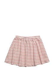 Skirt with stripes - BRIDAL ROSE