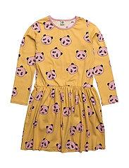Dress LS. Skirt - BRIDAL ROSE