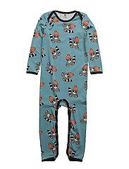 Body Suit - STONE BLUE