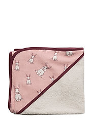 Baby Towels - BRIDAL ROSE