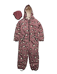 Snowsuit, 1 zipper - MESA ROSE