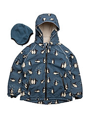 Winter Jacket. Boy - BLUESTONE