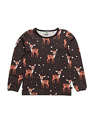 T-shirt with Baby Deer. - D. BROWN
