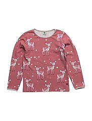 T-shirt with Baby Deer. - MESA ROSE