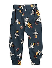 Pants with rocket - MAJOLICA