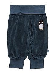 Velvet pants for baby - MAJOLICA