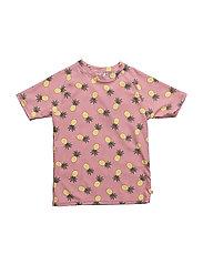 UV t-shirt, short sleeve - BRIDAL ROSE