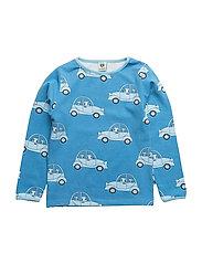 T-shirt Longsleeve - Cendre Blue