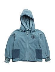 Polar Fleece Jacket Boy - Stone Blue
