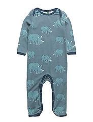 Body Suit. Rhino - BLUESTONE