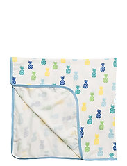 Baby blanket - Strong Blue