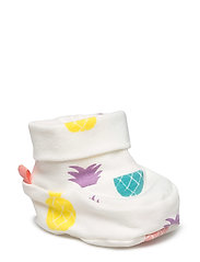 Newborn Shoes - Orchid