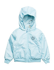 Spring Jacket, turnable - Stone Blue
