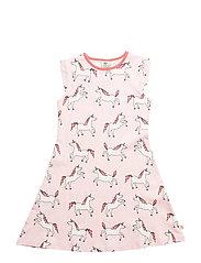 Dress SS. Unicorn - SCALLOP