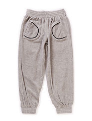 Velour Pants - D. GREY