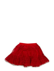 Skirt Tulle - Red