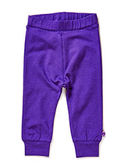 Baby Jersey Pants - PURPLE
