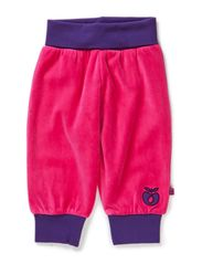 Baby pants. Waistband - Pink