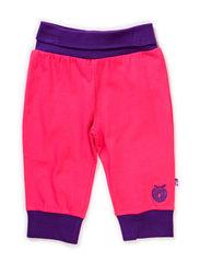 Baby pants, Waistband Jersey - Pink