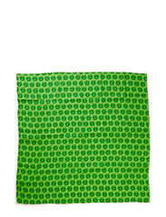 Burp Cloth 75x75 cm - Apple Green