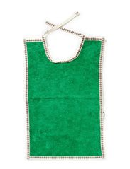 Bib, Large - Green