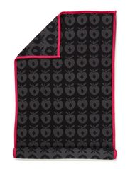 Towels 50x100 - Black/Grey/Pink