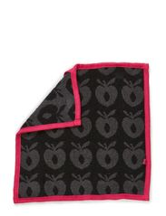 Towels 30x30 - Black/Grey/Pink