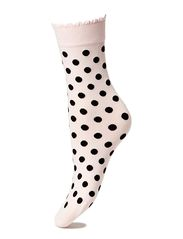 Pin Up Sox - Crystal Pink
