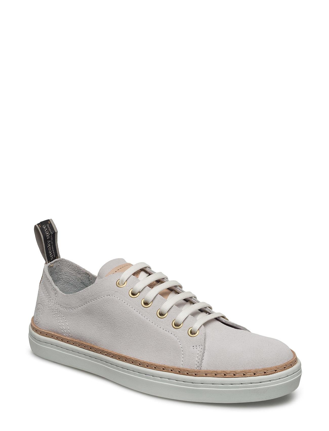 Silvermine Low Sneaky Steve Sneakers til Herrer i hvid