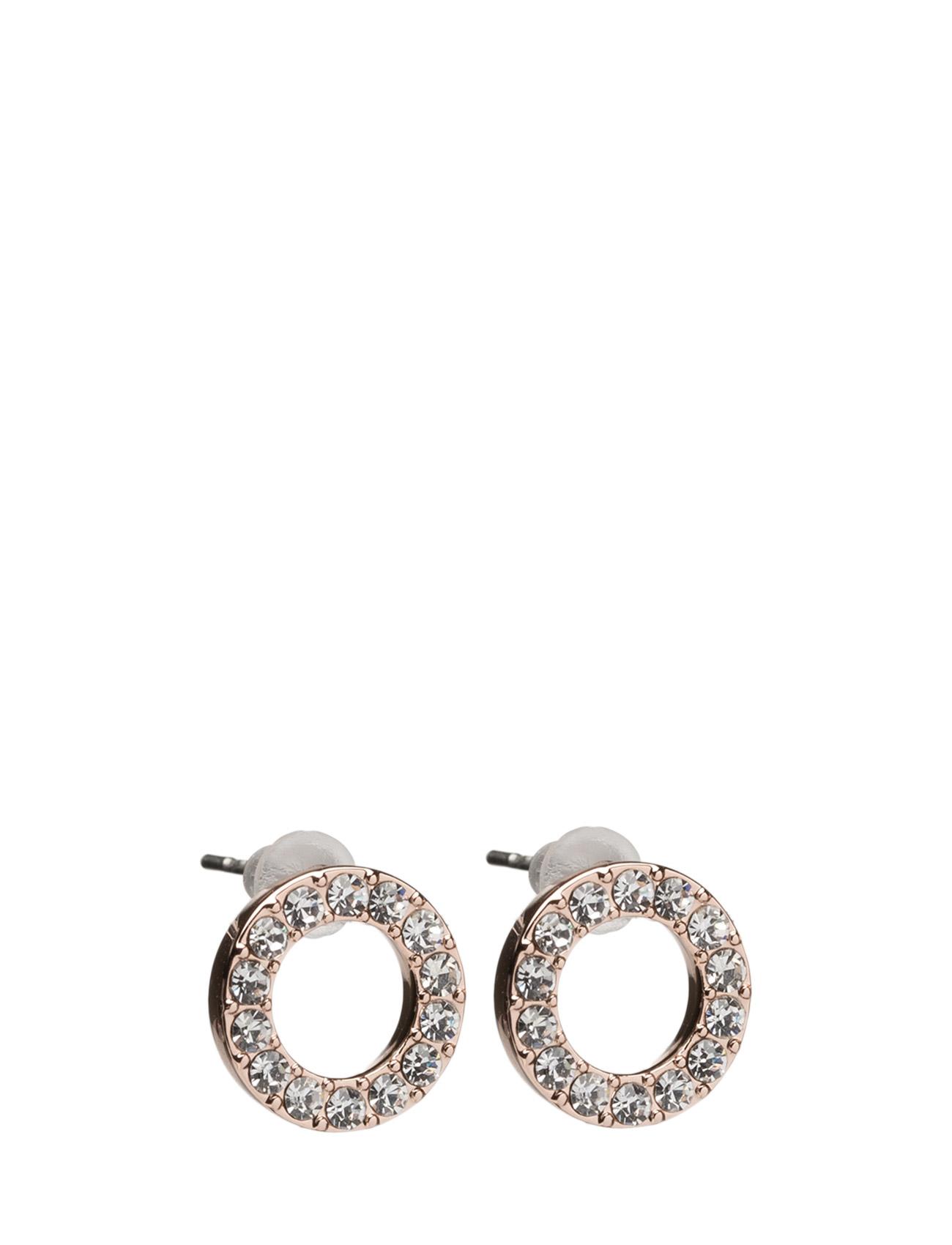 Spark Small Coin Ring Ear SNÖ of Sweden Accessories til Kvinder i