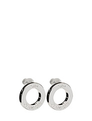 Hege small ear - PLAIN SILVER