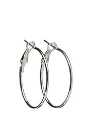 Mystic ring ear - PLAIN SILVER