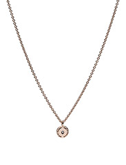 Harly pendant neck - ROSé/CLEAR