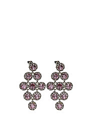 Swire small pendant ear - S/PINK