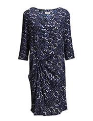 Cody Dress - BLUE VERSION