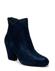 ancle boot - blue