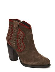 Suede boots - Mixed Col