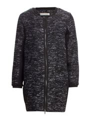 Long jacket - BLK