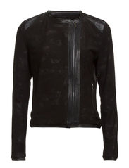 soft Jacket - BLK/BLK