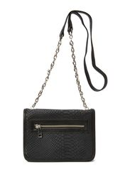 Leather bag - BLK