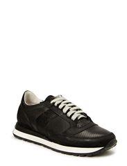 Sneaker suede - Black