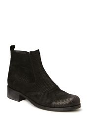Loow boot snake look - Black
