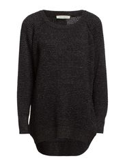 Heavy knit - BLK